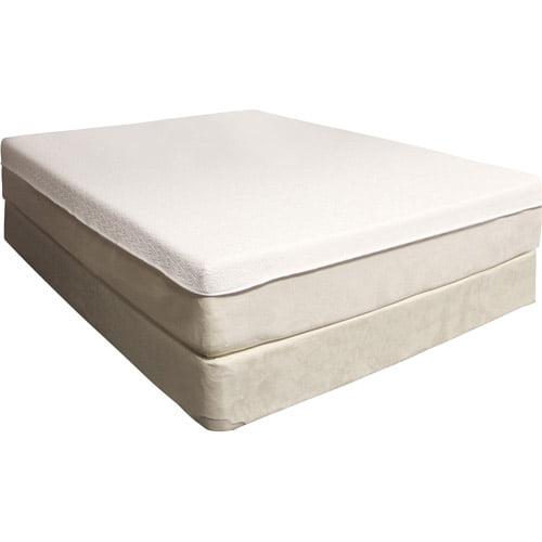 """Modern Sleep Azure 11"""" Memory Foam Mattress"""