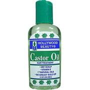 Hollywood Beauty Castor Oil, 2 oz