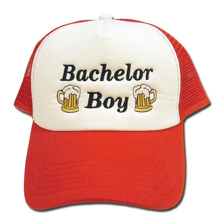 Parks and Recreation Bachelor Boy Adult Snapback - South Park Kenny Hat