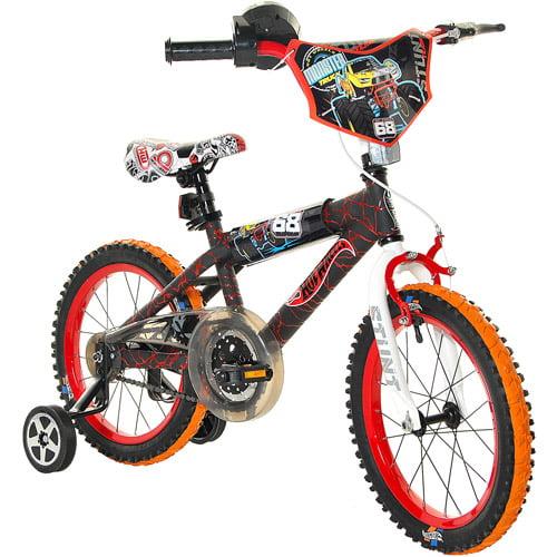 "16"" Hot Wheels Boy's Bike"