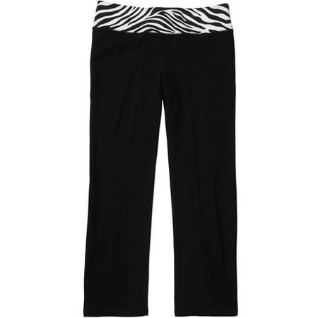 e3a3673e87cc0 Danskin Now - Women's Plus-Size Yoga Pants - Walmart.com