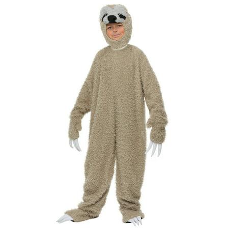 Child Sloth Costume - Goonies Sloth Costume