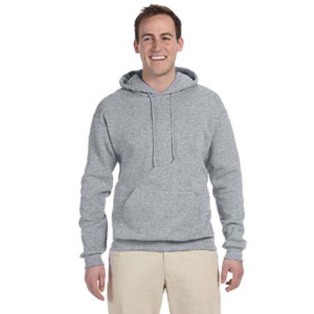 Jerzees Adult 8 Oz  Nublend  Fleece Pullover Hood 996