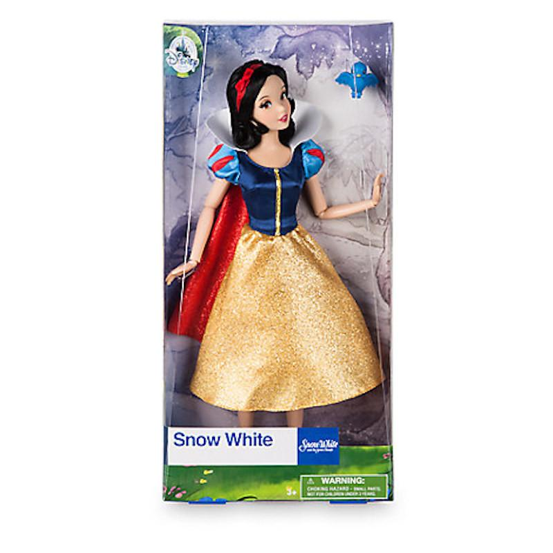 Disney Store Princess Snow White with Bluebird Classic Doll New with Box