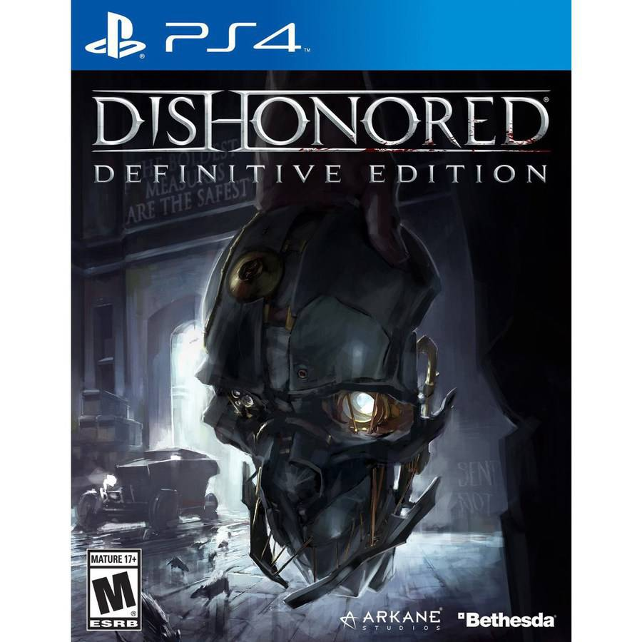 Dishonored: Definitive Ed (PS4) - Pre-Owned