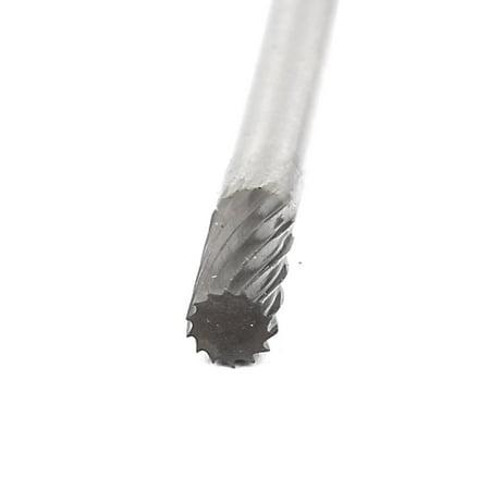 Queue 1/46mm tête cylindrique en carbure de tungstène Cutter rotatif fichier - image 1 de 3