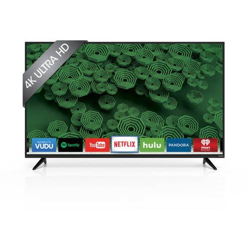 "VIZIO D55u-D1 55"" Class 4K Ultra HD 2160p 120Hz LED Smart HDTV (4K x 2K)"