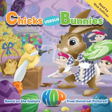 Hop: Chicks Versus Bunnies - - Bunny Hop Lyrics