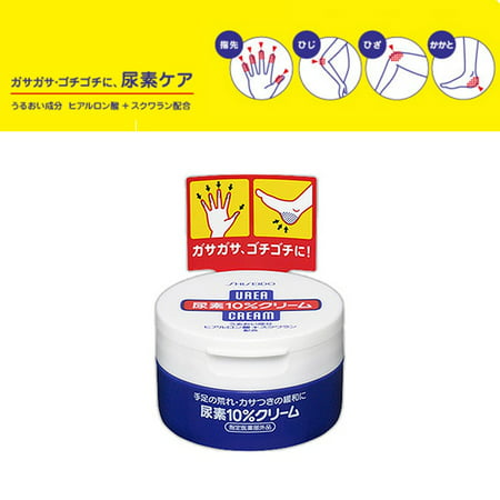 Shiseido Japan 10% Urea Hand & Leg Moisturizing Cream 100g