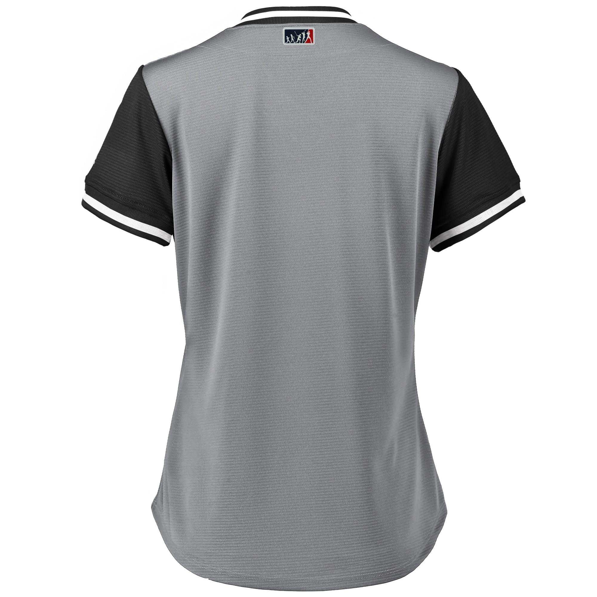 Chicago White Sox Majestic Women s 2018 Players  Weekend Team Jersey - Gray  Black - Walmart.com e731d52e7