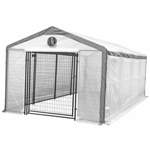 Safe Grow 10' x 20' Secure Greenhouse by Overstock
