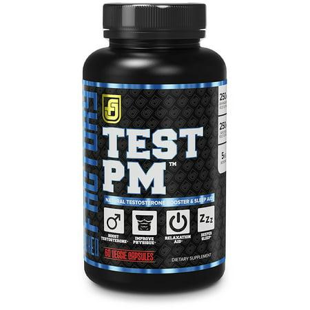 testosterone sleep quality