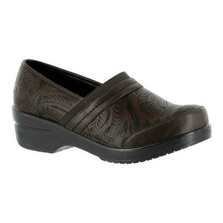 Easy Street Origin Comfort Clogs (Women) Leather Street Boots