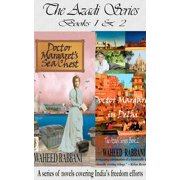 The Azadi Series Books 1 and 2 (Box Set) - eBook