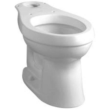 Kohler Cimarron Class 6 Bowl Elongated White (Kohler Elongated Urinal)