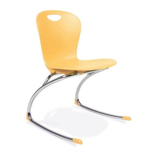 Virco Zuma 14.625'' Metal Classroom Rocker Chair