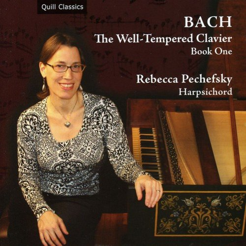 Well-Tempered Clavier Book One