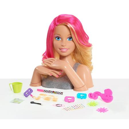 Barbie Flip & Reveal Deluxe Styling Head - Blonde