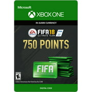 Xbox One FIFA 18 Ultimate Team 750 Points (email delivery)