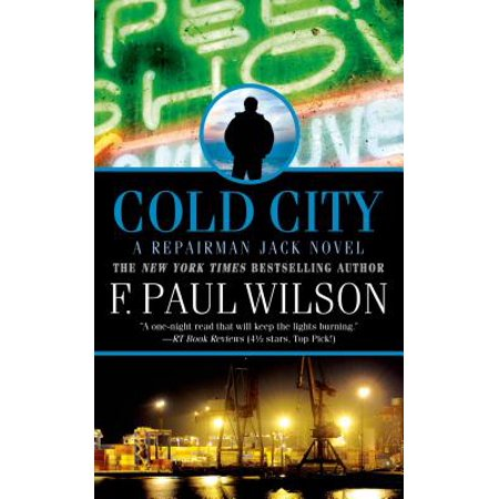 Cold City - eBook (Dark City F Paul Wilson)