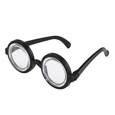 Nerd Brille Brille f¨¹r Halloween Costume Party prop, The product: delivery time 25-30 days By JIATING - Halloween Delivery