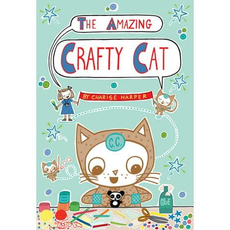 The Amazing Crafty Cat - eBook
