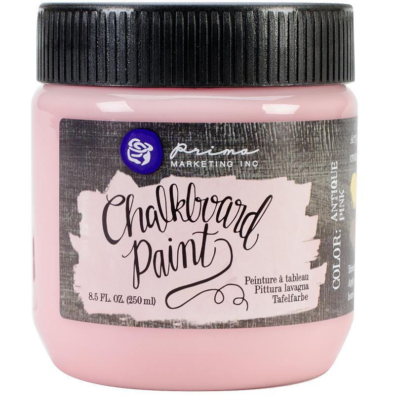 Prima Chalkboard Paint 8.5oz-antique Pink