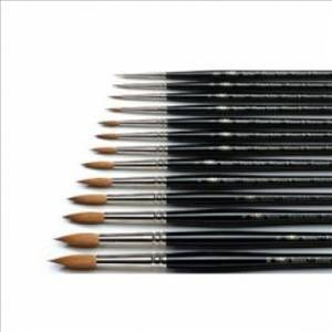 Vallejo Paint P18020 Kolinsky Sable Brush Size 00