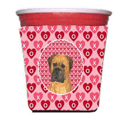 Bullmastiff Red Solo Cup bottle sleeve Hugger - image 1 de 1
