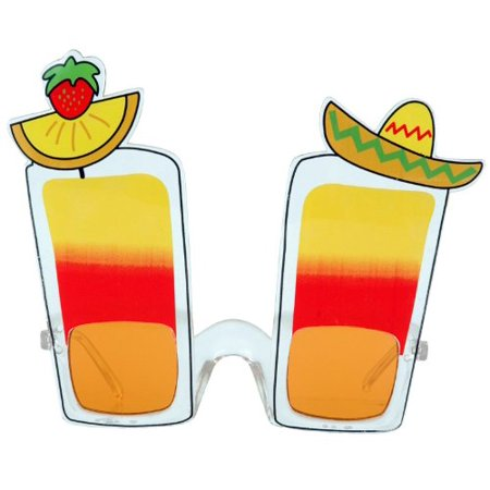 Fiesta Tropical Drink Sunglasses - Official Party Supplies](Halloween Fiesta Texas)