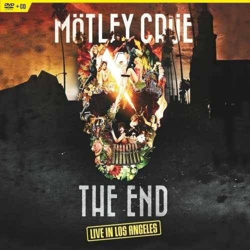 Motley Crue: The End - Live In Los Angeles (Music DVD   CD)