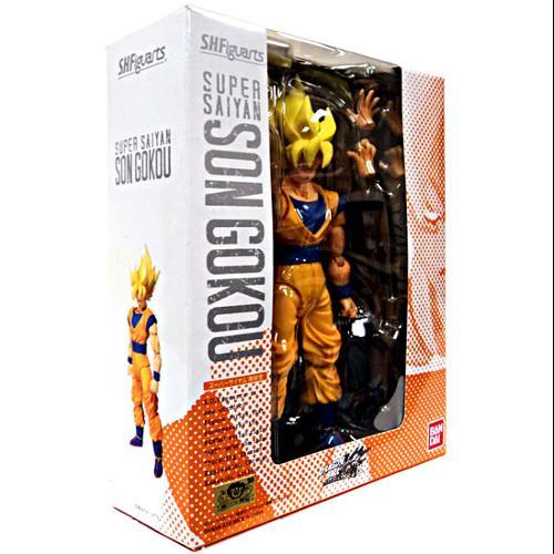Dragon Ball S.H. Figuarts Super Saiyan Son Gokou Action Figure