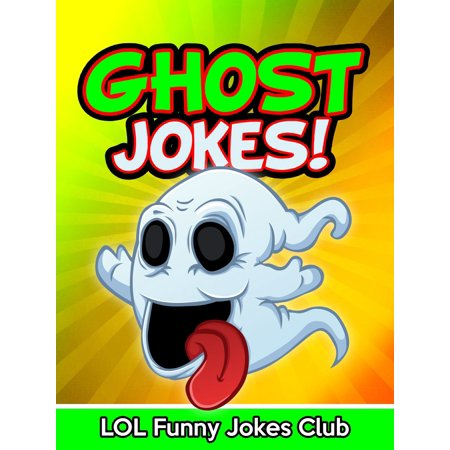 Ghost Jokes - eBook](Halloween Jokes Werewolves)