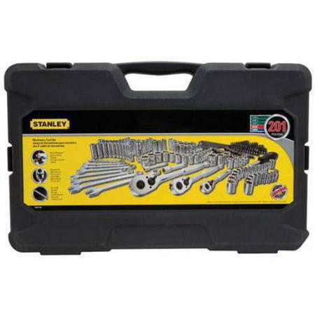STANLEY 201-Piece Mechanics Tool Set | STMT71654