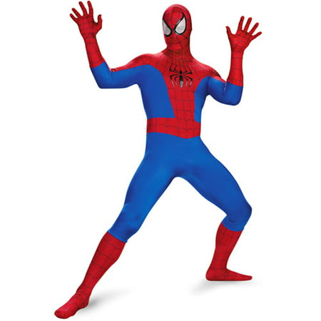 Spider-Man Adult Halloween Costume - Spiderman Customes