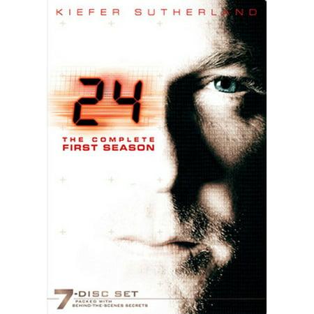 24: Season One (DVD) (24 Season 1 Episode 2)