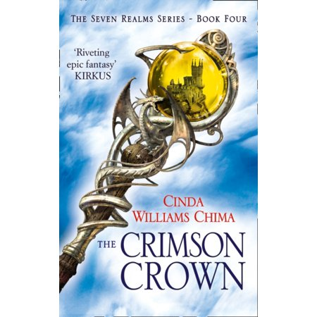 The Crimson Crown (The Seven Realms Series Book 4) (Paperback)