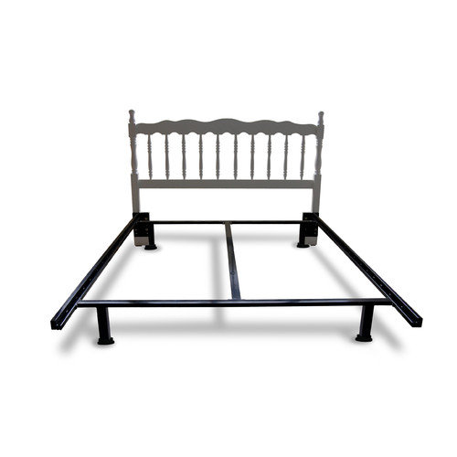 Vifah Queen Metal Panel Bed