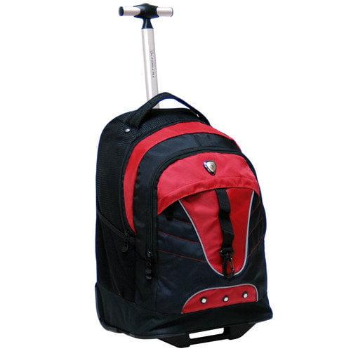 CalPak Night Vision 18'' Rolling  Backpack