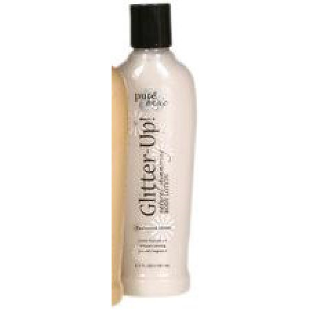 Pure and Basic Opalescent Glitter Lotion, 6.3 Oz
