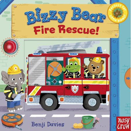 Fire Rescue (Board Book)