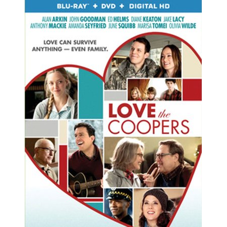 Love the Coopers (Blu-ray) ()