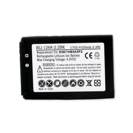 Huawei T Mobile UMG587 Wifi Hotspot Battery (Li-Ion 3 7V 2200mAh)  Rechargable Battery - Replacement For Huawei E5756 Wifi-Hotspot Battery