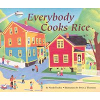 Carolrhoda Picture Books: Everybody Cooks Rice (Paperback)
