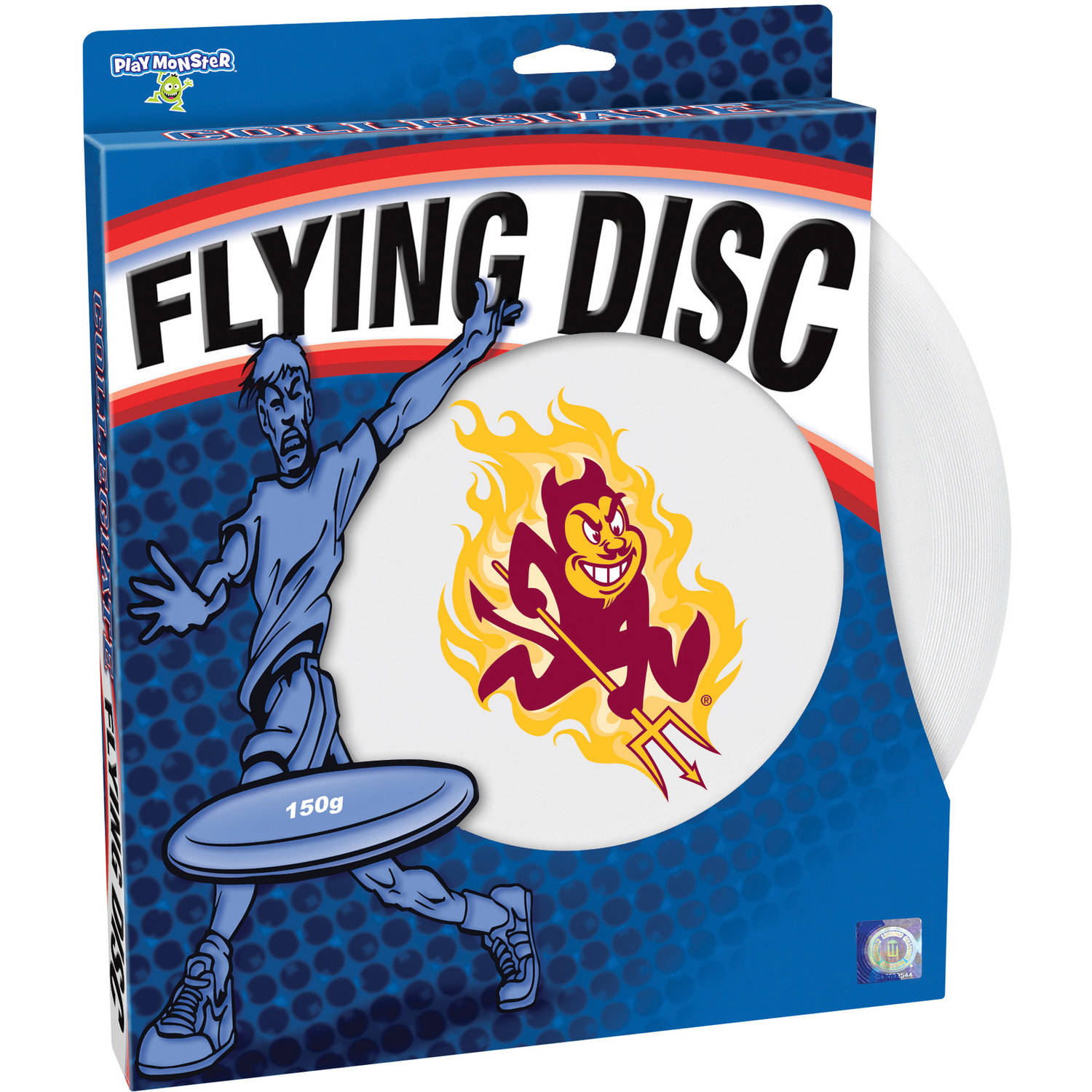 Officially Licensed NCAA Arizona State Flying Disc