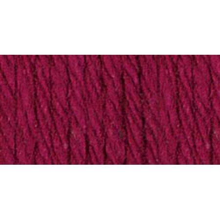 Lily Sugar'n Cream Yarn - Solids-Wine - image 1 de 1