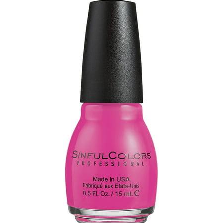Sinful Colors Professional Nail Polish Enamel, Boom Boom [851] 0.50 oz (Pack of 3)