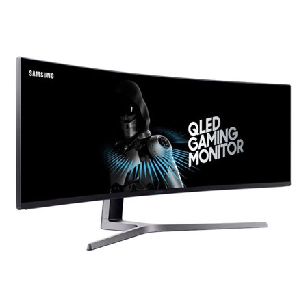 Samsung CHG9 Series C49HG90DMN - LED monitor - curved - 49u0022