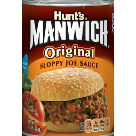 (Price/Case)Manwich 2700044212 Manwich Original Sloppy Joe Sauce 15