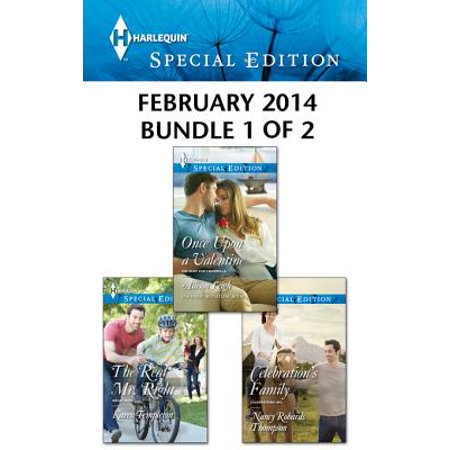 Harlequin Special Edition February 2014 - Bundle 1 of 2 - eBook